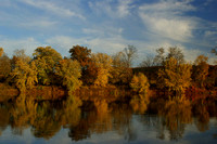 Autumn on the Delaware II