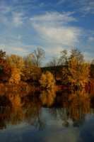 Autumn on the Delaware I